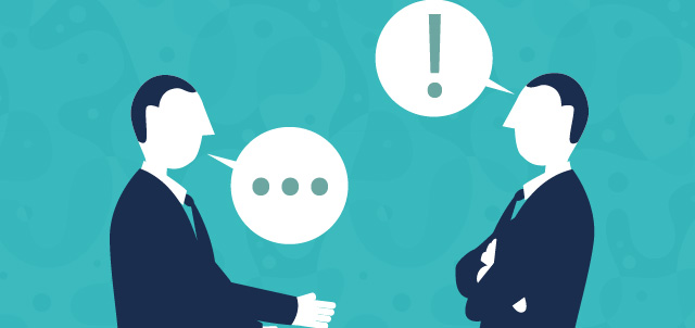 Three steps to take the sting out of difficult conversations